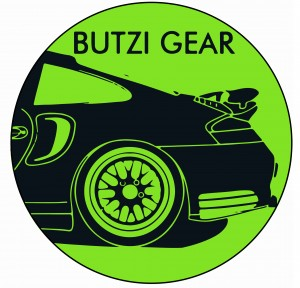 Butzi Gear CT Porsche shop Logo
