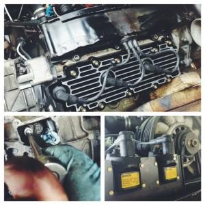 Butzi Gear 993 Service