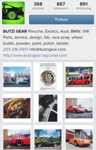 Butzi Gear Gallery