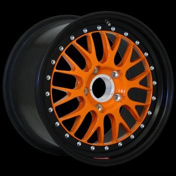 E88 custom orange