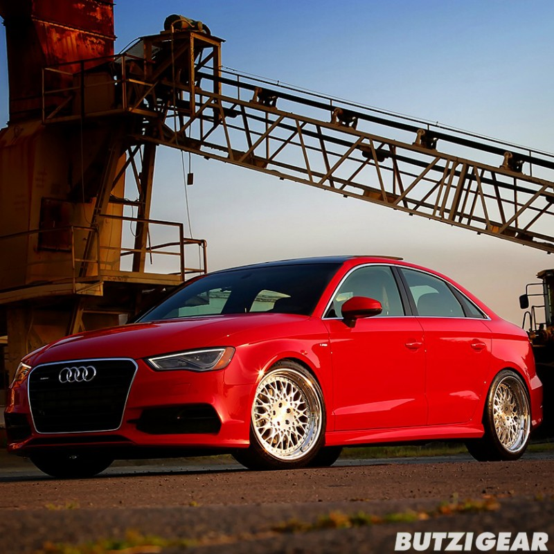 2015 butzi gear audi a3 build