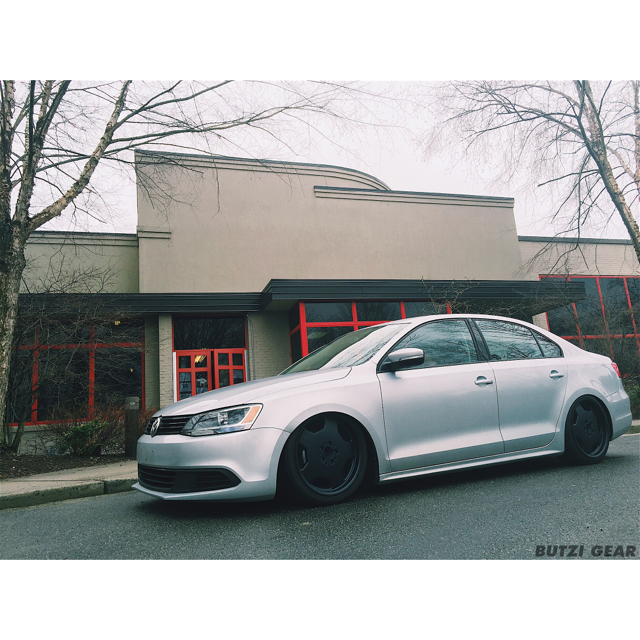 2015 butzi gear jetta vw air lift performance install milford ct