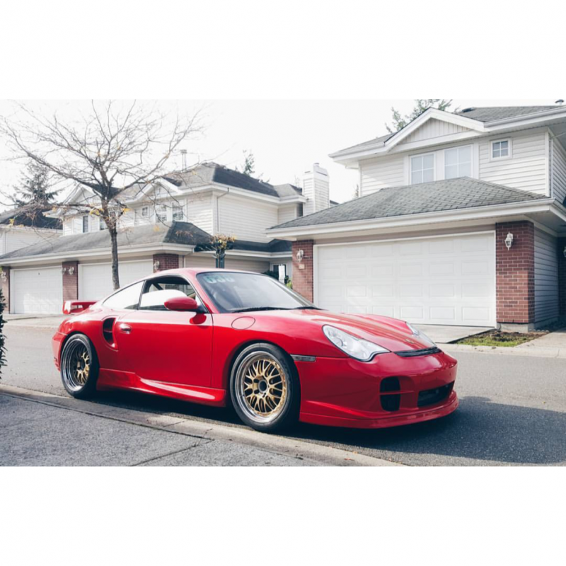 2015 porsche 996tt butzi gear bbs e88 gold custom built porsche shop milford ct