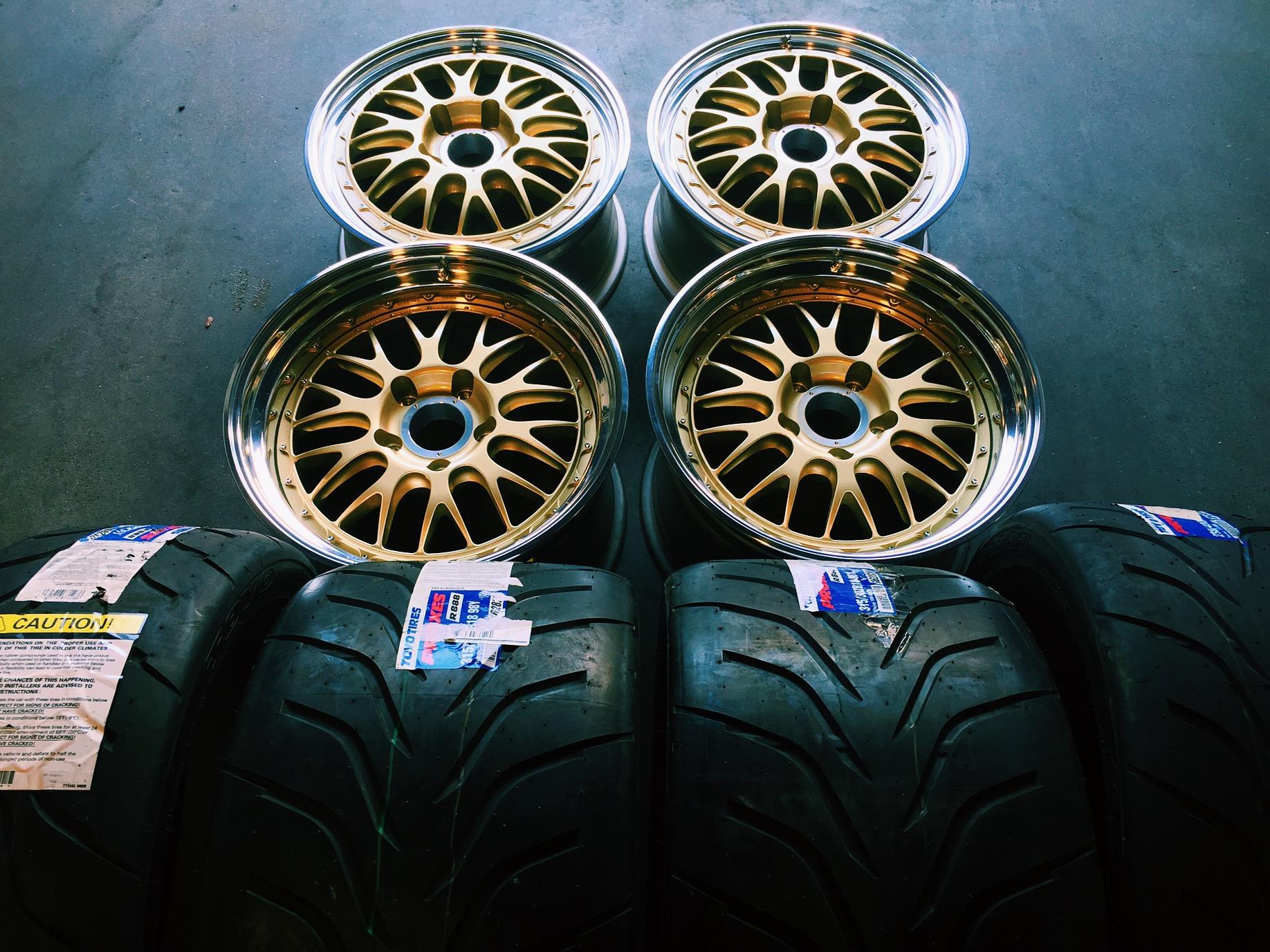 bbs wheels  porsche audi bmw exotics vw