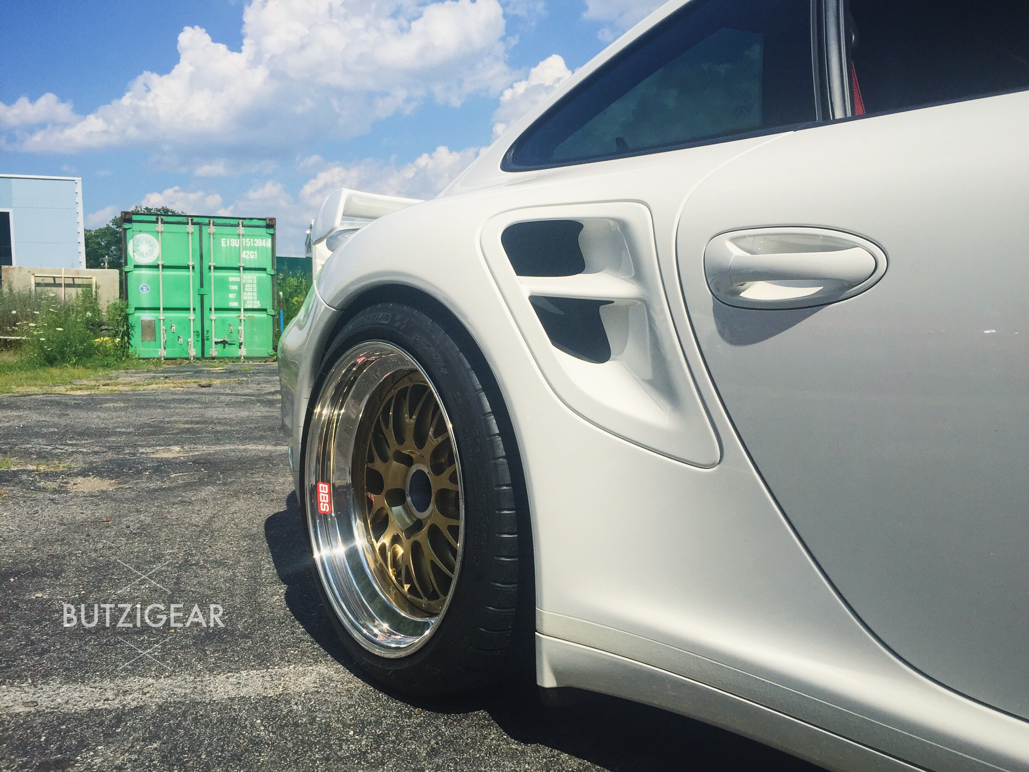 Bbs Motorsport Wheels Porsche 997 Bbs E88 Butzi Gear
