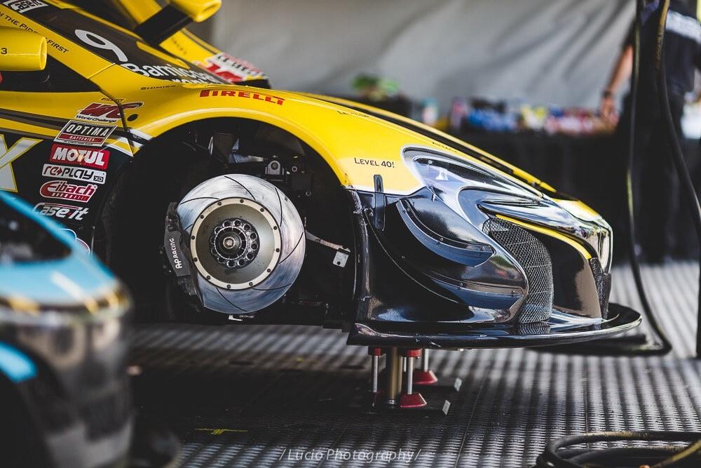 Pirelli World Challenge McLaren Lime Rock Park