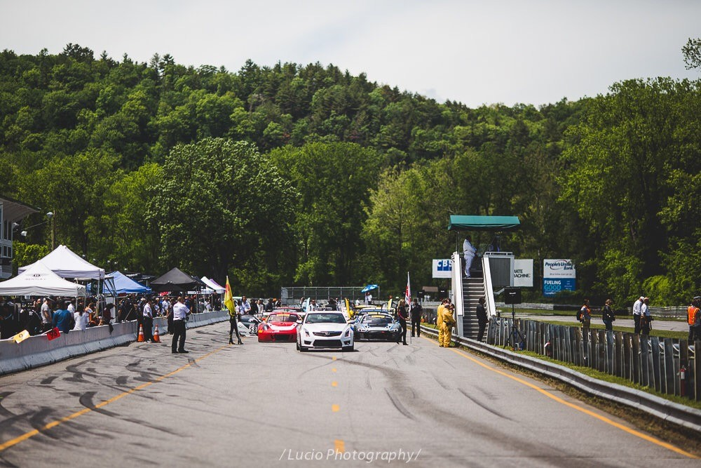 Pirelli World Challenge at Lime Rock Park